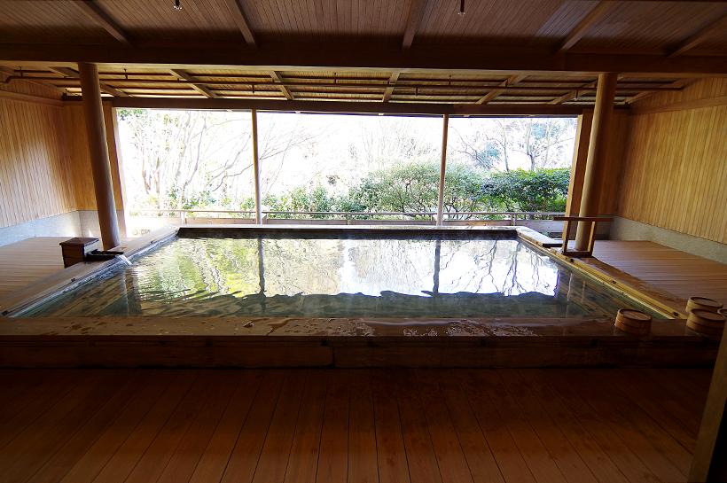神勝寺 檜風呂