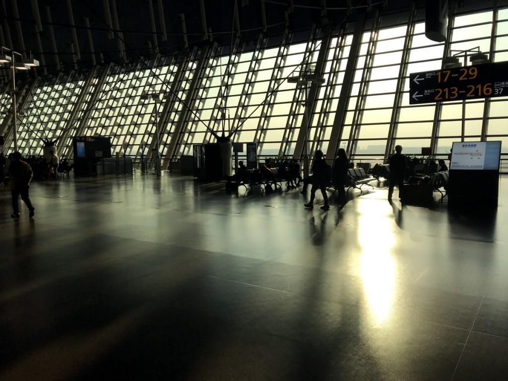 浦東空港(上海)