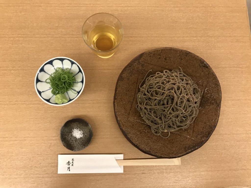 蕎麦(黒)